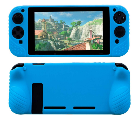 Full Cover Silicone Case for Nintendo Switch