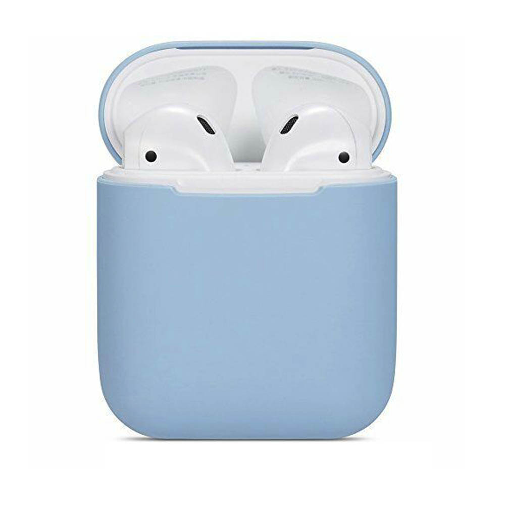 Ultra-Thin Protective Silicone Cover for AirPods
