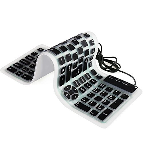 KB-3110 Waterproof USB Flexible Keyboard