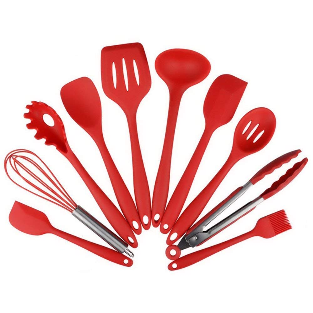 Big Utensil Set of 10 items
