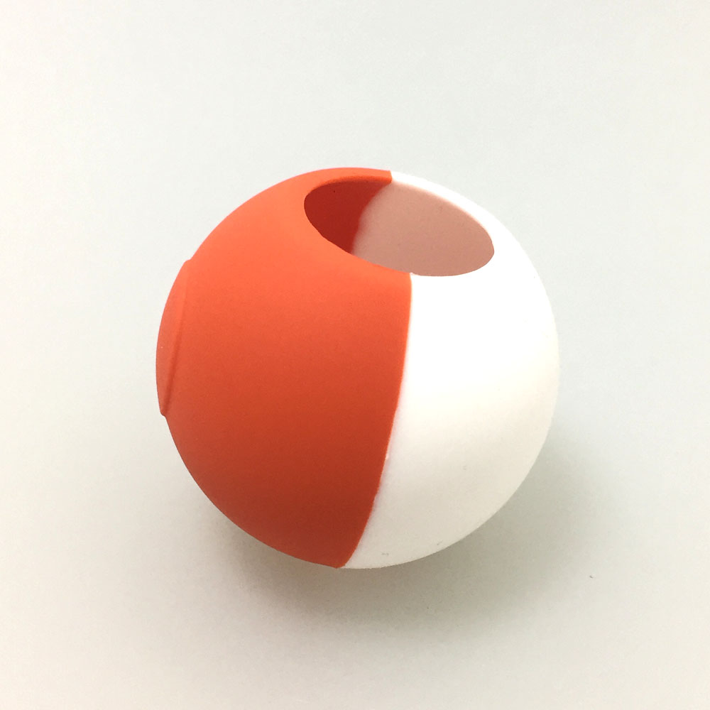 Dual Color Traditional Silicone Case for Poke Ball Plus