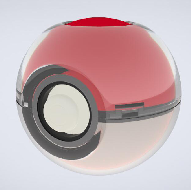 Crystal Case for Pokeball Plus